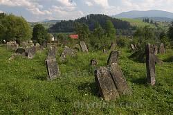 Єврейський цвинтар - кіркут Ясіня