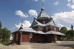 Ясіня. Плетовацька церква