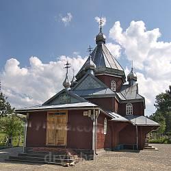 Петропавлівська церква у Ясіні