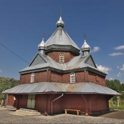 Церква св. ап. Петра і Павла (с.м.т. Ясіня, Закарпатська обл.)