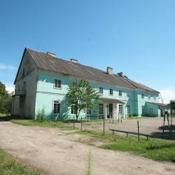 Палац графів Браницьких (флігель) (м.Любомль, Волинська обл.)