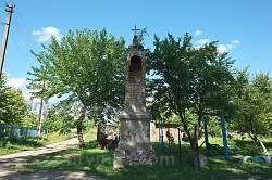 Колона св. Яна Непомуцького у Любомлі