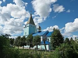 Любомль. Свято-Георгиевская церковь