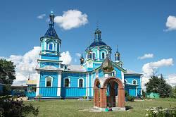 Церковь Рождества Пресвятой Богородицы в Любомле