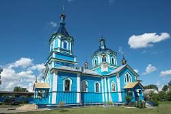 Любомль. Церковь Рождества Пресвятой Богородицы