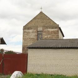 Костел - каплиця (с.Бояничі, Львівська обл.)