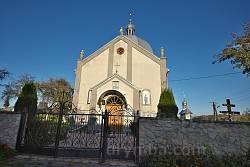 Фасад церкви св.Симеона