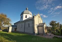 Церква св.Симеона Стовпника у селі Липівці