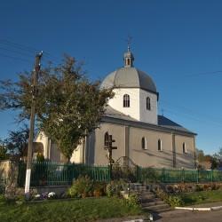 Церковь св.Симеона Столпника (с.Липовцы, Львовская обл.)