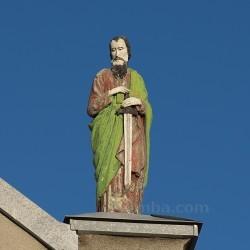 Скульптура св. апостола Павла