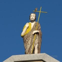 Скульптура св. Івана Хрестителя