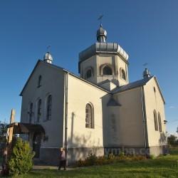Церковь св. Ольги (с.Лони, Львовская обл.)