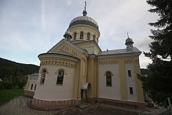 Гарасимів. Церква Перенесення мощей св.Миколая