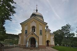 Гарасимів. Церква св.ап.Петра і Павла