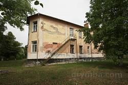 Школа у селі Городок - колишній панський палац