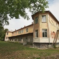 Маєток - палац Дунін-Борковських (с.Городок, Тернопільська обл.)