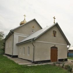 Церковь св.Михаила (с.Городок, Тернопольская обл.)