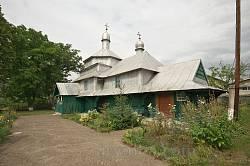 Церковь св.Димитрия в селе Кулаковцы
