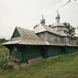 Кулаківці. Дмитрівська церква