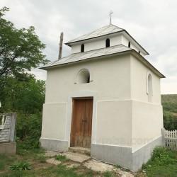 Щитівці. Дзвіниця церкви Взнесіння