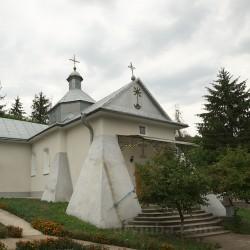 Церква Вознесіння Господнього (с.Щитівці, Тернопільська обл.)