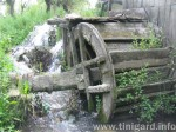 Мельничное колесо