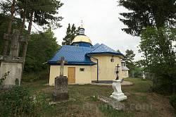 Церковь св.Параскевы в Касперовцах