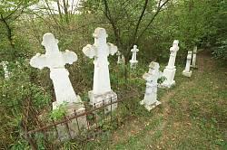 Касперівці. Старий цвинтар