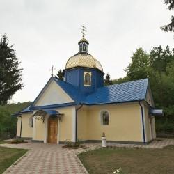 Церква Успіння Пресвятої Богородиці у селі Касперівці