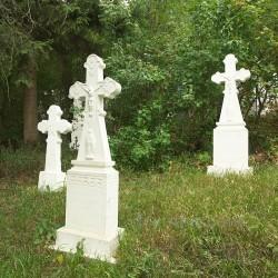 Старий цвинтар (с.Касперівці, Тернопільська обл.)