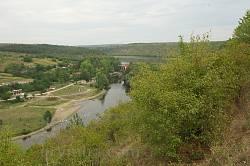 Вид на Касперовский водоем