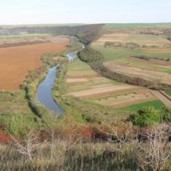 Река Серет (приток Днестра, Тернопольская обл.)