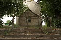 Ворота на територію костелу