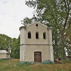 Королівка. Дзвіниця церкви Зачаття св.Івана Хрестителя