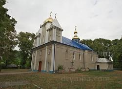 Церква Зачаття св. Івана Хрестителя у Королівці