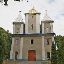 Церква Зачаття св. Івана Хрестителя (с.Королівка, Тернопільська обл.)