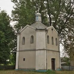 Дзвіниця церкви Зачаття св. Івана Хрестителя у Королівці