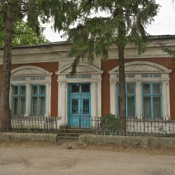 Вілла у Королівці - згодом сільська школа та гуртожиток