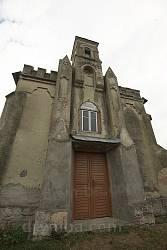 Фасад костелу