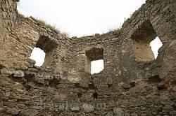 Верхний ярус южной башни