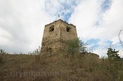 Южная башня Висечского замка