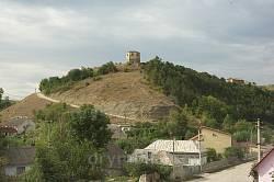 Висічка. Замкова гора