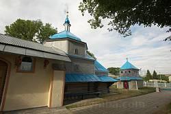 Миколаївська церква у Висічці
