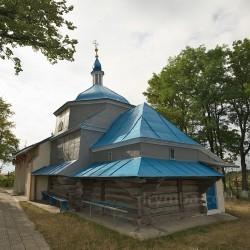 Церковь св.Николая (с.Высечка, Тернопольская обл.)