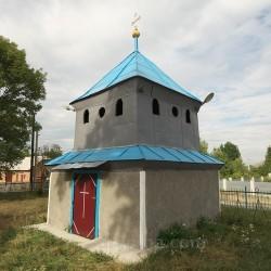 Дзвіниця церкви св.Миколая у Висічці