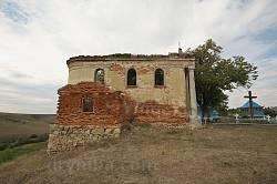 Костел св.Кирила у селі Висічка