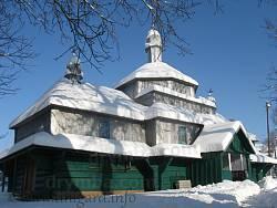 Церква у Кулаківцях. 2012 рік