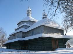 Церква св. Дмитрія. Грудень 2012