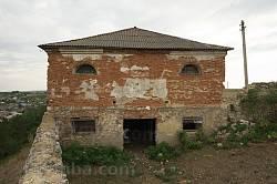 Стайня 19 століття на замчищі