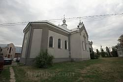 Костел Матери Божьей Святого Скапулярия в Борщеве